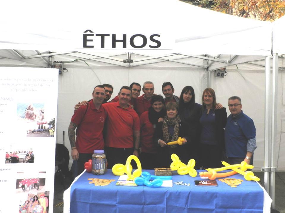 L'Associació Êthos celebra aquest any el seu desè aniversari