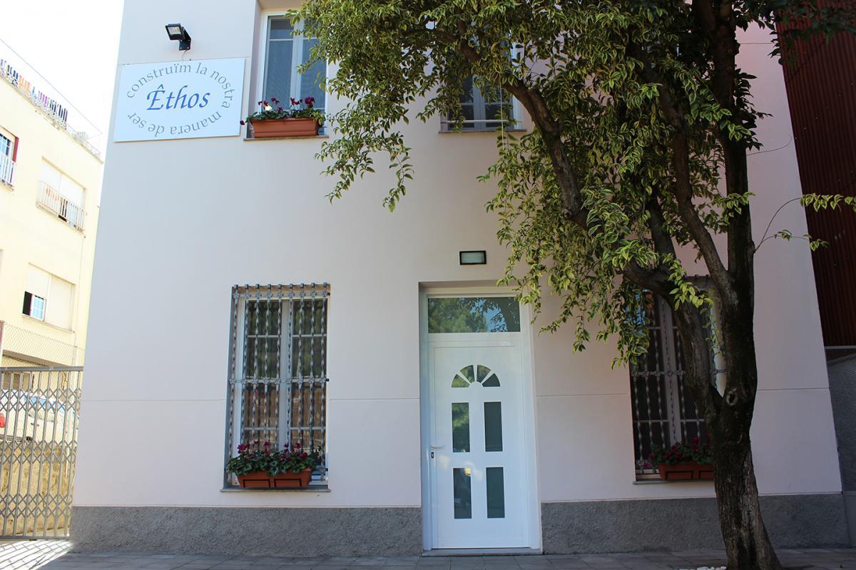 Êthos realitza una sortida educativa a La Mola, muntanya del Parc natural de Sant Llorenç