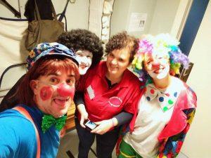 Clowns atendis